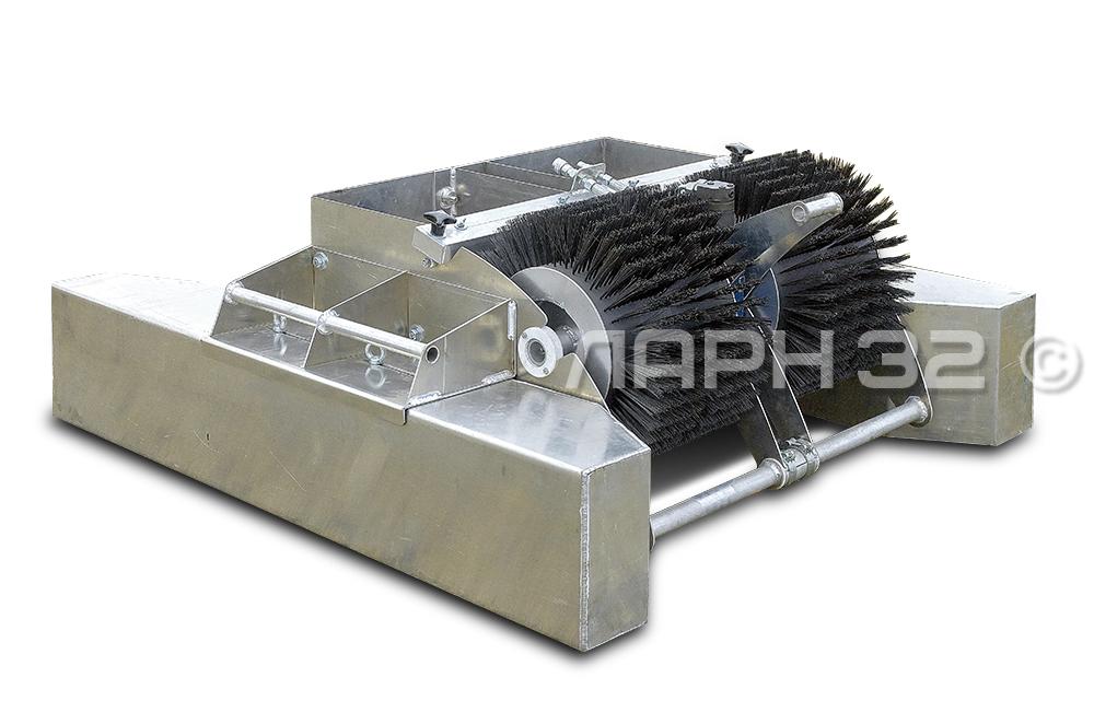 Скиммер олеофильный СОм - 1щ-40 морской